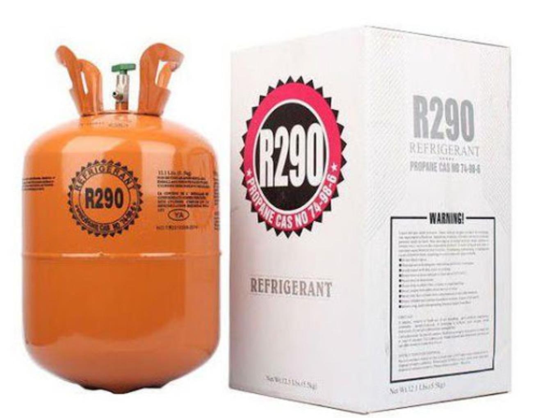 gas aircond r-290