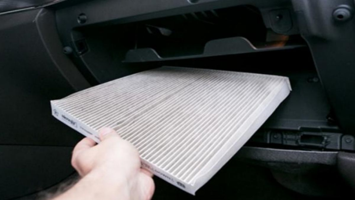 punca aircond kereta berbau grill aircond kotor